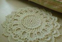 Knitting & Crochet Rug
