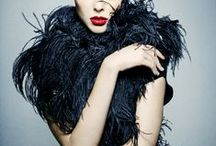 Fashion: Fringes & Feathers / by Defne Erginler