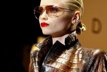 Fashion: Leather / by Defne Erginler