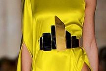Fashion: Geometric / by Defne Erginler