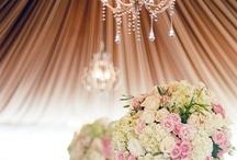 Wedding Planner: The Venue & The Decor / by Defne Erginler