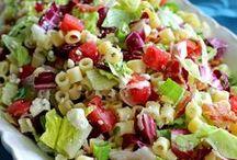 Salads / by Johanna Kosiek Cannatello
