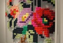 Cross Stitch / Some free and some patterns to buy but all Cross stitch / by Tracey Gonzales (Sew Shabby Designs)
