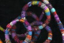 Jewelry - Organic and Mix Media / by Boryana Kolf