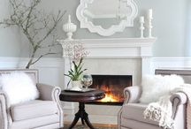 Living Room / by Kristin @ Lovely Thoughts and Polka Dots