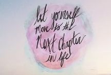 Quotes / by Carly Comer