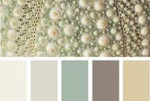 • Color Pallets • / by Megan Gerding