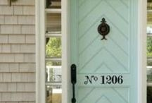 Exteriors / by Kristin @ Lovely Thoughts and Polka Dots