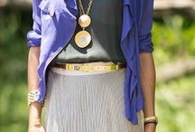 spring/summer style / by Natalie French Alexis