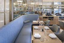 restaurant design ideas / by Natalie French Alexis