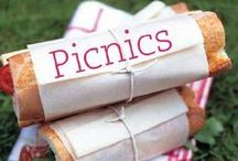 Picnic recipes and ideas