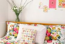 Bedroom Style for Teen Girls / Beautiful spaces and objects for beautiful young women