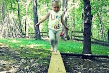 Outdoor Exploration / Helping children learn through outdoor exploration.