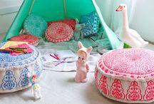 home style: kid spaces / Kid Room Ideas