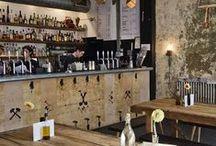 Lake Street Restaurant / by mossdesign