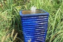 Garden Fountains / Fountains, water features,