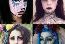 Hallowe'en Ideas / Whether you prefer to amp up the sex appeal at Hallowe'en, or if you're more of a Cady Heron from Mean Girls, this board will give you some great costume and make-up ideas to impress on the night