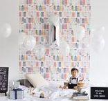Birthday Party Ideas / ARCH DAYSに掲載しているバースデー実例写真集