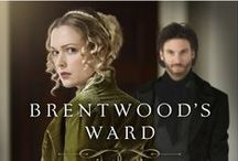 BRENTWOOD'S WARD - Bow Street Runners Book I / There's none better than NICHOLAS BRENTWOOD at catching the felons who ravage Regency London's streets, and there's nothing he loves more than seeing justice carried out—but this time he's met his match. 