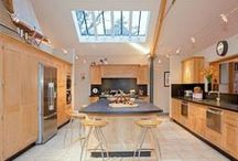 Kitchen Heaven / Some kitchen designs to inspire your home. / by Zoopla - Smarter Property Search