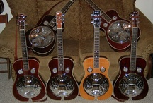 DREAM GUITARS & ALL STRINGED INSTRUMENTS / by Mike & Melissa Baucum