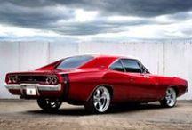 Classics & New (cars & trucks u gotta luv!!) / Beautiful cars. / by Mike & Melissa Baucum