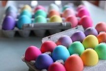 ❦ Easter / Ideas for celebrating Easter. / by jrachelle