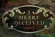 A HEART DECEIVED / Lies were born in a garden—and may be the death of MIRI BRAYDEN. She teeters on a razor's edge between placating and enraging her brother. If his anger is unleashed, so is his madness. This becomes more of a challenge when ETHAN GOODWIN lands on her doorstep. All his life he's been on the run—from family, from the law. From God. Both Ethan and Miri are caught in a web of deceit, fallacies that land Ethan in prison and Miri in the asylum with her brother. Only the truth will set them free. / by Michelle Griep