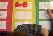Word Work- making words