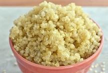 Quinoa / by Rae .