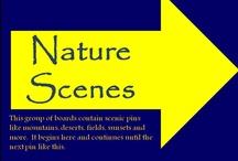 유  NATURE, SCENIC, LANDSCAPES / This begins a section of many boards with photos of mountains, deserts, dunes, fields, terraces, hills, waterfalls, bodies of water, sunsets, sunrises, Oregon & Virginia.. / by jrachelle