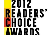 CNT Readers' Choice 2012 / Congratulations to our Rosewood hotels and resorts that were selected in the 2012 Condé Nast Traveler Readers' Choice Awards. 46,476 readers elected 1,306 properties and places worldwide. We are honored to be so well represented in the selections.