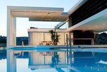Poolside / Focused on warmer weather. / by Trevor L.