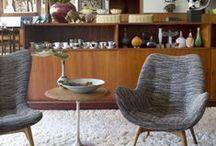 Mid-Century Modern / 50's style. / by Trevor L.