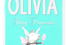 Olivia The Pig & Ian Falconer