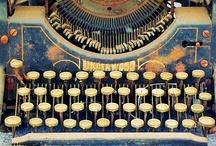 Type Write Love / by A.D. Sams