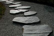 Patio's and Pavers / Stepping stones and pretty patios / by Sow & Dipity