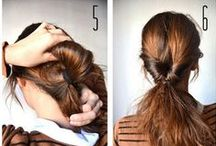 How To: Hair & Beauty