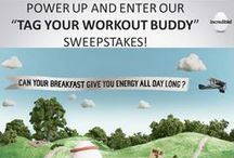 Sweepstakes & Contests / by Incredible Egg
