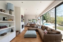 Comfy couches / by Zoopla - Smarter Property Search
