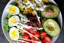 HEALTHY DINNER / by Katie Barmantje