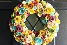 Wreath Addiction / by Vanilla Twig