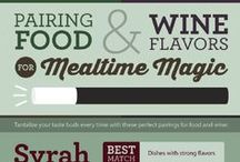 Kitchen Charts : Food Pairing / by Amelia Guerra