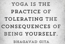 yoga love / by Leona Gray
