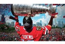 "One Goal II / Exclusive sneak peeks at the Blackhawks championship book ""One Goal II"" (including a DVD of the film ""17 Seconds"")!  / by Chicago Blackhawks"