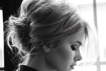 [ HAIR ] / Everything to do with DIY hair, hairspiration and hairstyles.