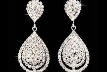 [ WEDDINGS   THE ACCESSORIES ] / Weddings to me are so wondrous because they are so filled with tomorrow's ~ Mary Forsell.  Everything to do with wedding jewelry and accessories.