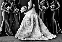 [ WEDDINGS   THE LADIES ] / Weddings to me are so wondrous because they are so filled with tomorrow's ~ Mary Forsell.  Everything to do with the bridesmaids and flower girls.