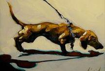 Dog Portraits & Art / Dog Art