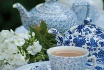 Tea Time & Goûters / You can be French and love tea time :)